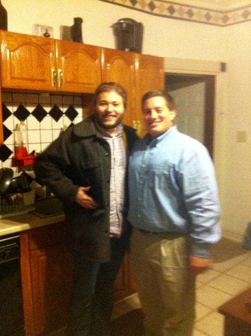 Jeff and Jason