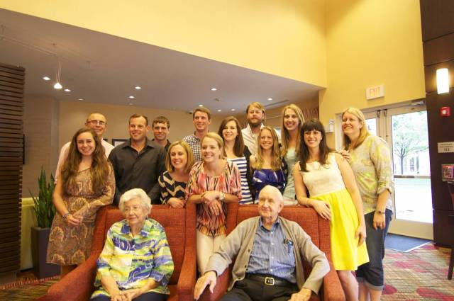 13 cousins