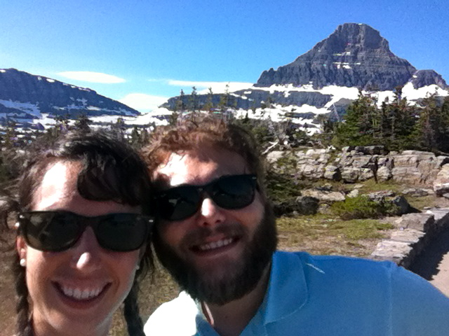 One last stop at Logan's Pass