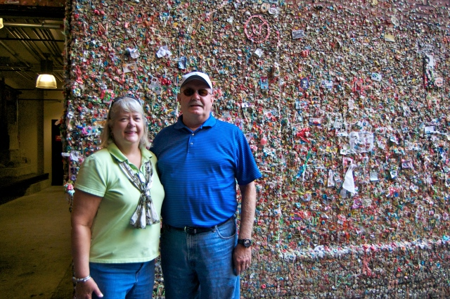 And to all the touristy things downtown, like the gross Gum Wall in Post Ally. Yuck! Come back to Hotel Sarvas anytime!!