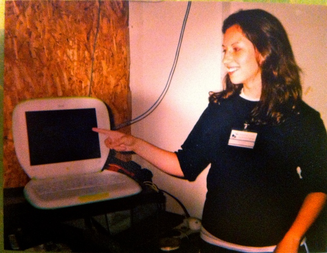 I presented some of my data in 2003 at the National Youth Science Camp in Barstow, WV where I was Tennessee's delegate. NERD ALERT TO THE MAX!