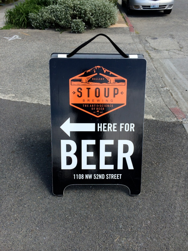 One of my favorites was Stoup