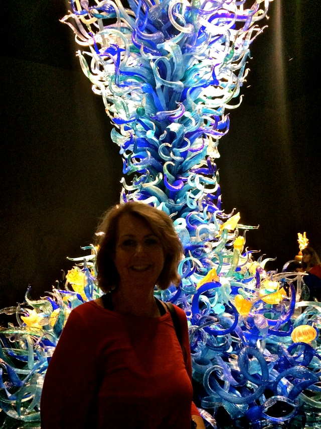Very cool Chihuly museum