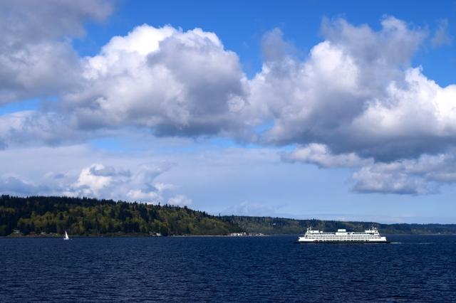 Kingston-Edmonds ferry.
