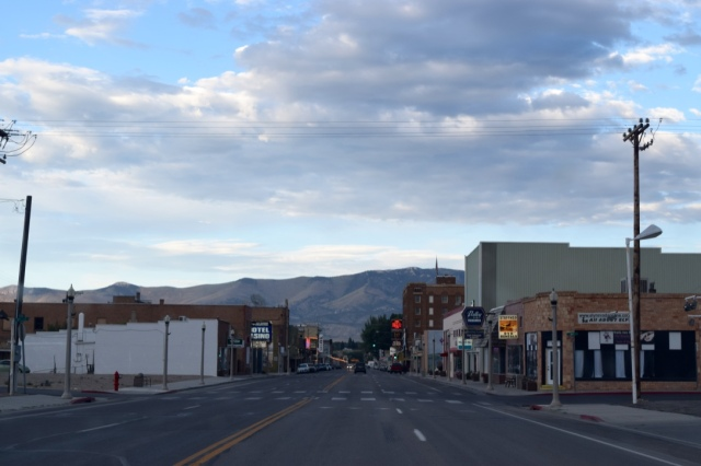Downtown Ely, NV