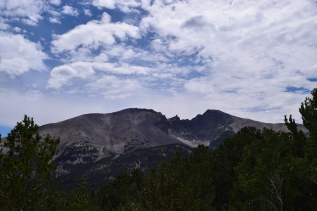 View of Wheeler Peak