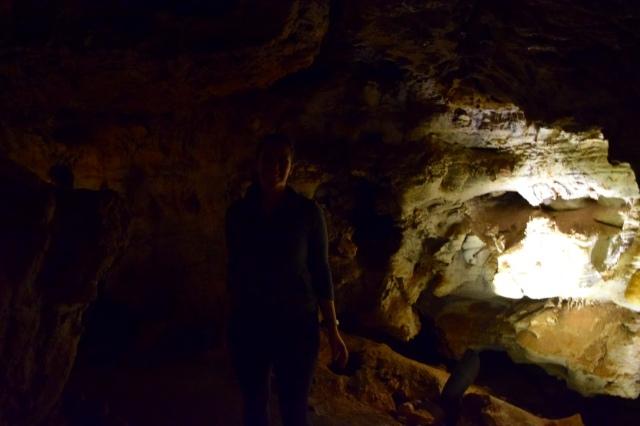 My cave photography sucks.
